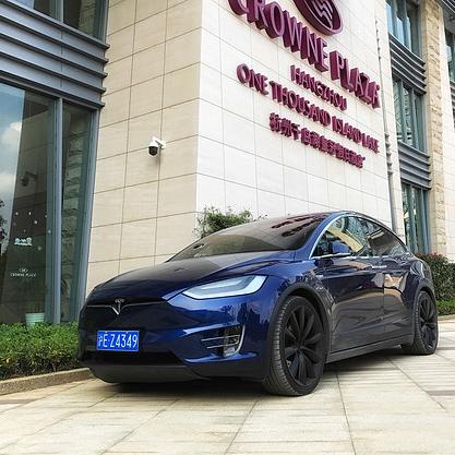 科技界我车造得最成功——与特斯拉Model X邂逅一周体验